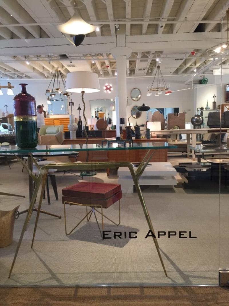 Eric Appel's fabulous NYC gallery