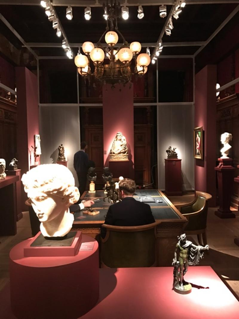 TEFAF New York, Inaugural Fall 2016 Show - Part 1