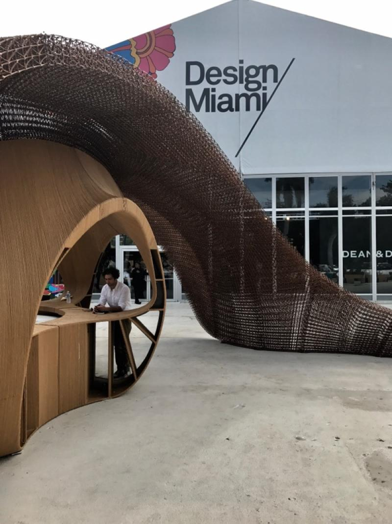 Design Miami 2016/ Part 1. View the show.
