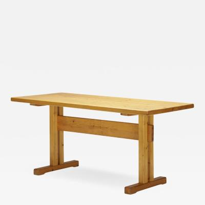 Charlotte Perriand Charlotte Perriand Dining Table from Les Arcs Savoie