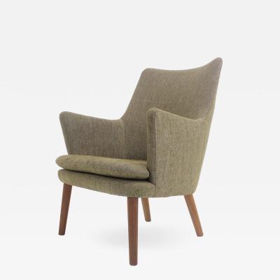 Hans Wegner Scandinavian Modern Mini Bear Chair Designed by Hans Wegner