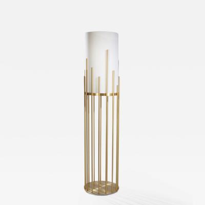Herv Langlais ORGUE FLOOR LAMP