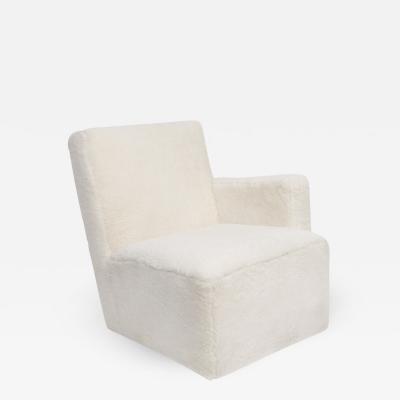 Herv Langlais Petit Frank Armchair 1 Lined Skin Armrest