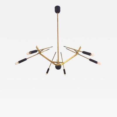 Oscar Torlasco OSCAR TORLASCO 50s ceiling lamp Lumi Italy