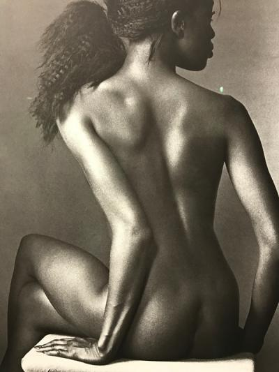 Pace/MacGill Gallery - Irving Penn, Naomi Campbell, 1994