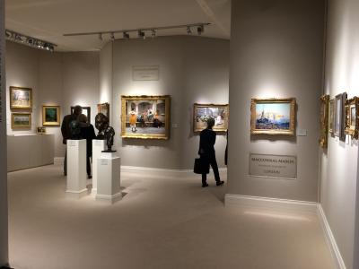 Macconnal- Mason Gallery; London, England