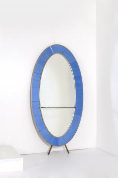 Cristal Arte Cristal Art console mirror 60s Italy - 977613