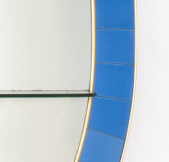 Cristal Arte Cristal Art console mirror 60s Italy - 977614