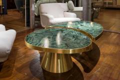 Studio Glustin Jadeite Stone coffee table - 977762