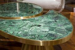 Studio Glustin Jadeite Stone coffee table - 977766