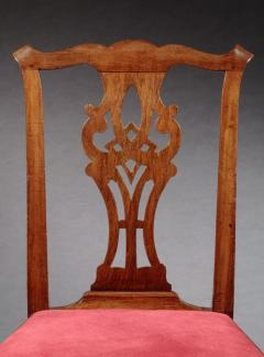 Set of Eight Chippendale Side Chairs - 804408