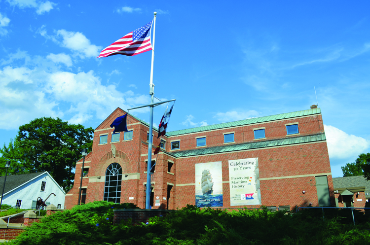 Maine Maritime Museum Celebrates 50 Years Of Collecting By