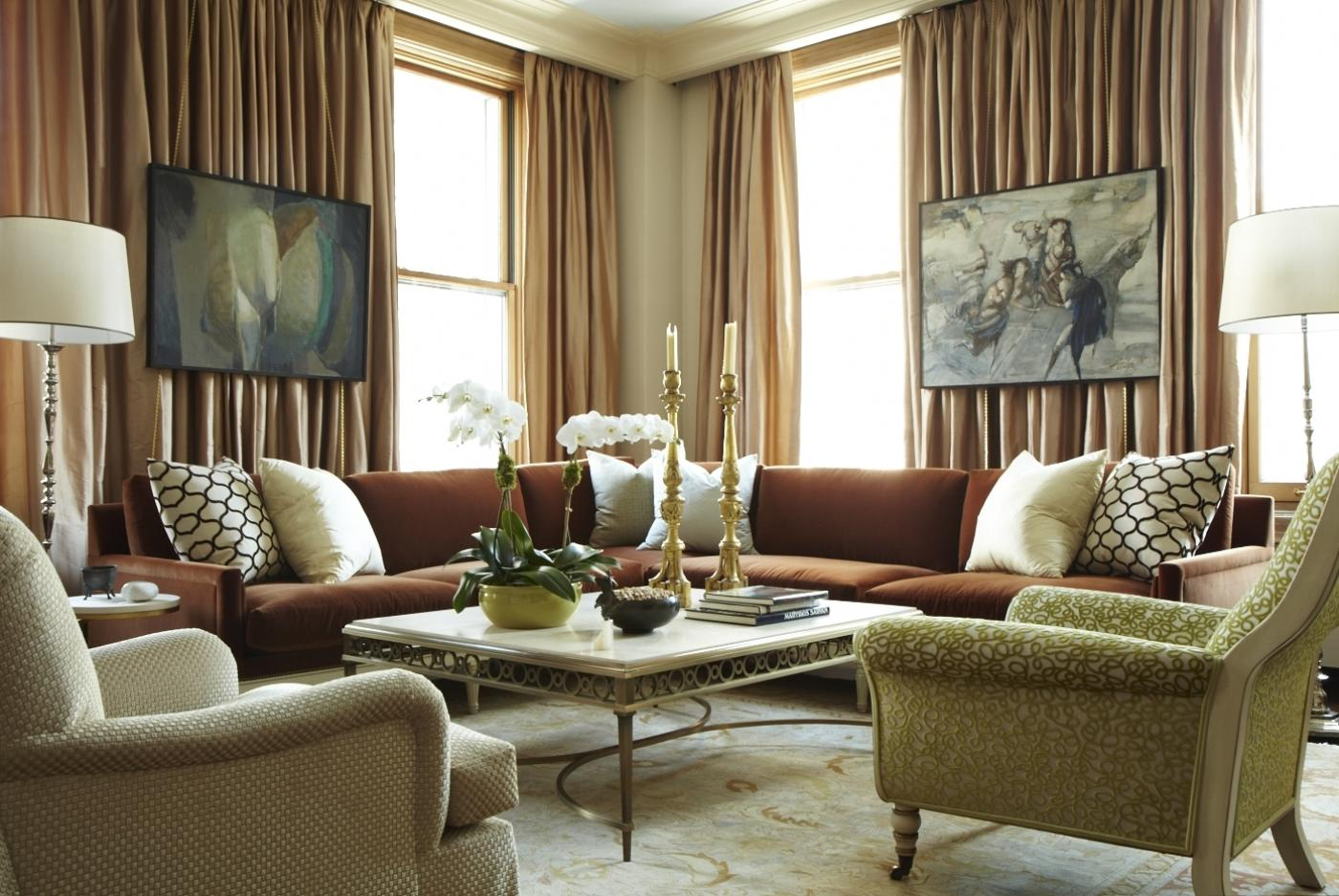 Top 4 Interior Design Projects Of The Week:A Refined