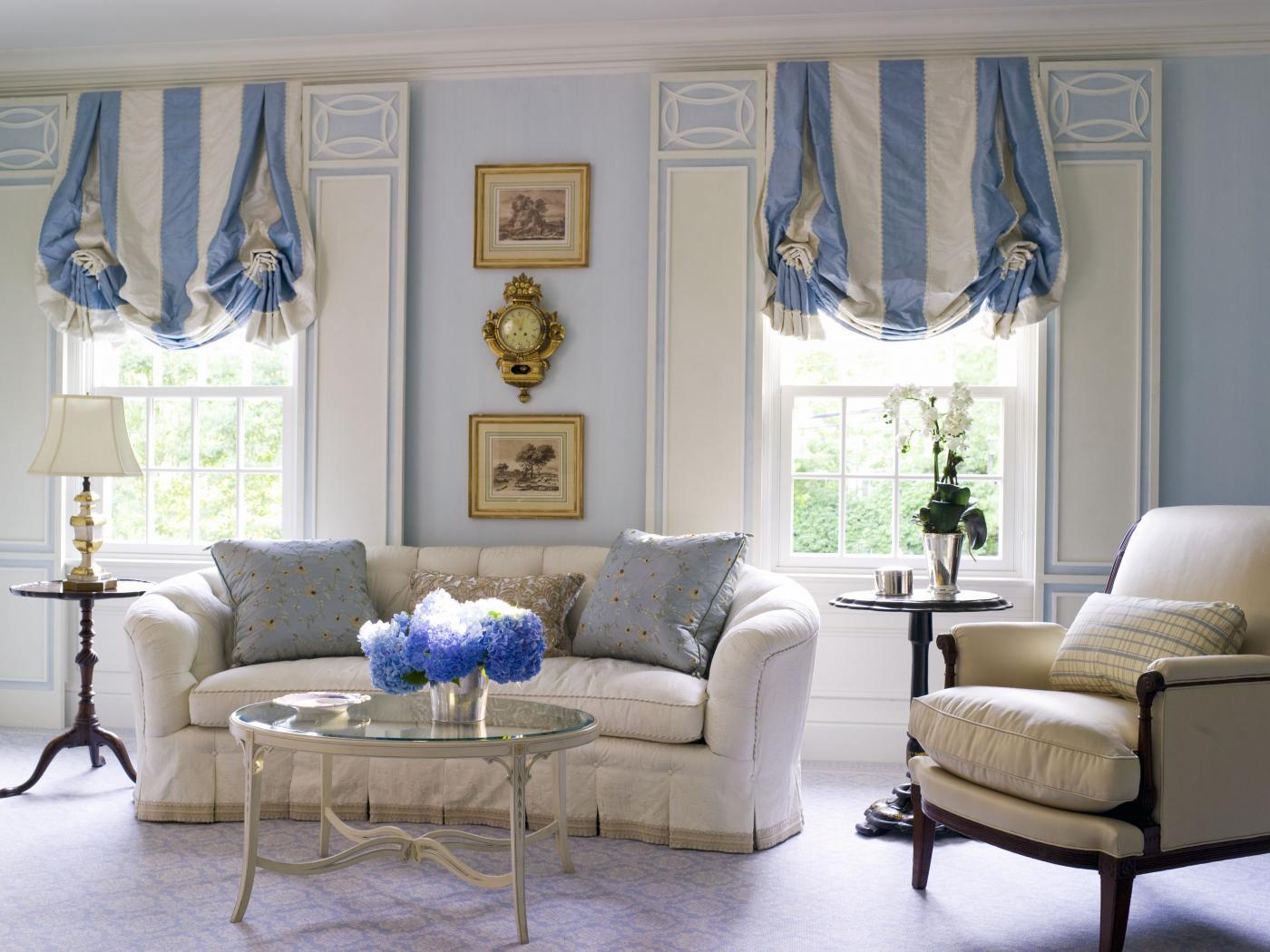An Interior By Matthew Patrick Smyth.