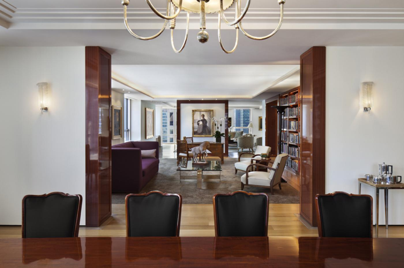 Top 4 interior design projects of the week sunny nyc home for Design consultancy new york