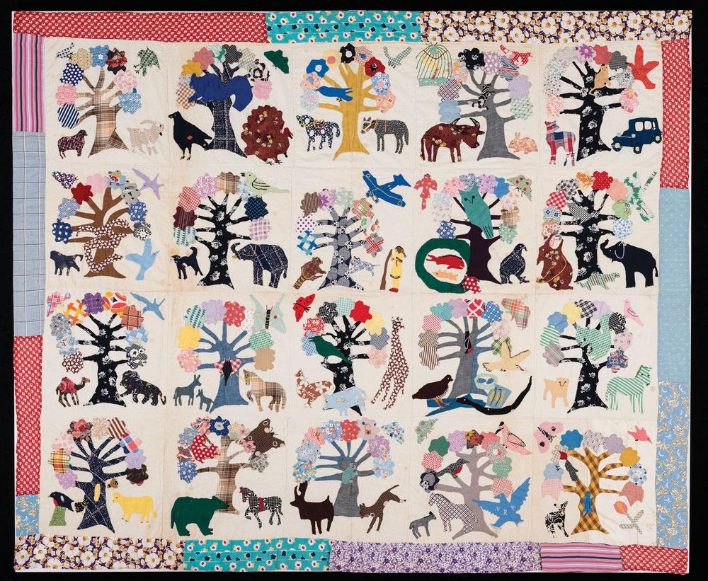 A Touch Of Whimsy In The Abby Aldrich Rockefeller Folk Art