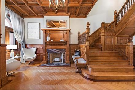 For Sale Brooklyn S Most Expensive Townhouse And A Modern