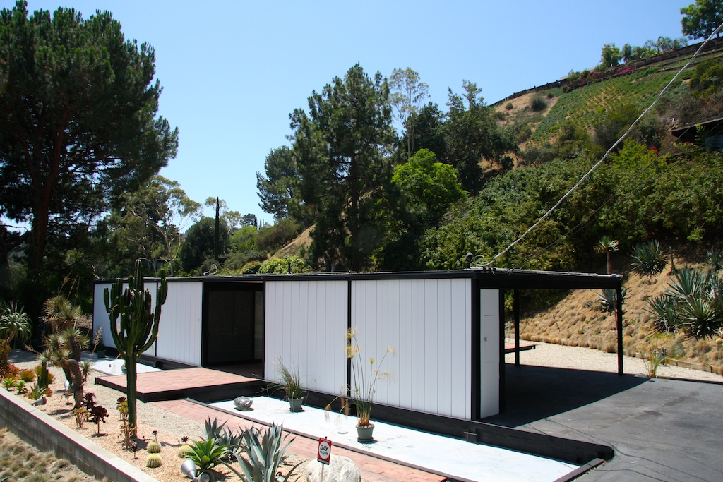 The Stahl House Case Study House No    Pinterest