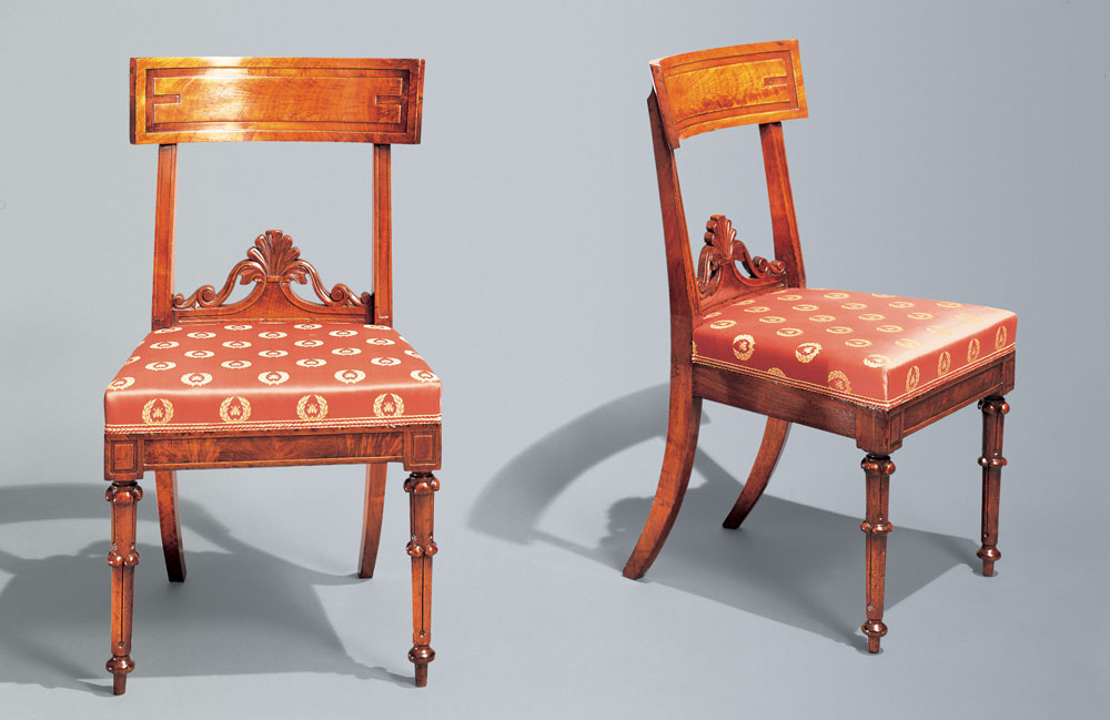 Classical Furniture In Federal Philadelphia by Carswell