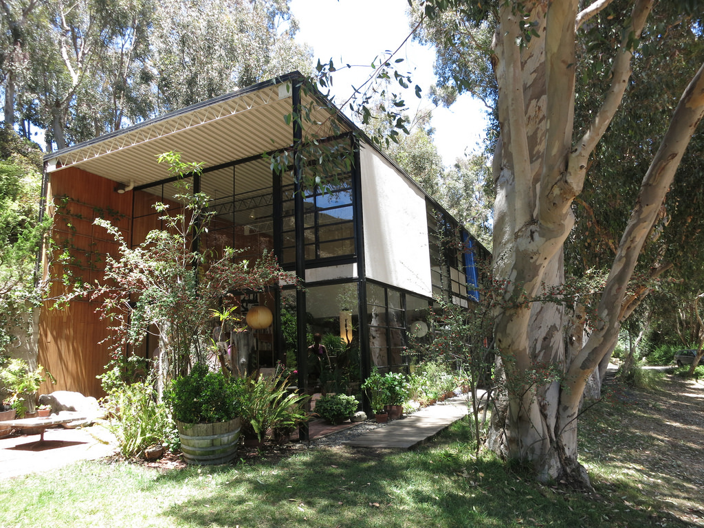 Go Ahead  Redesign a Virtual Eames      Case Study House No      Curbed Library of Congress