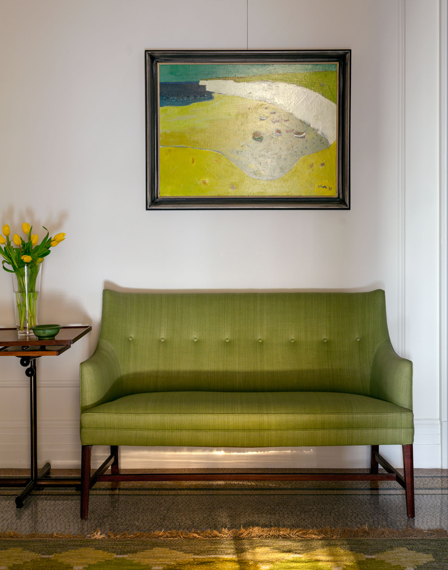 2Michaels Creates Modernist Elegance At The Apthorp by Incollect ...