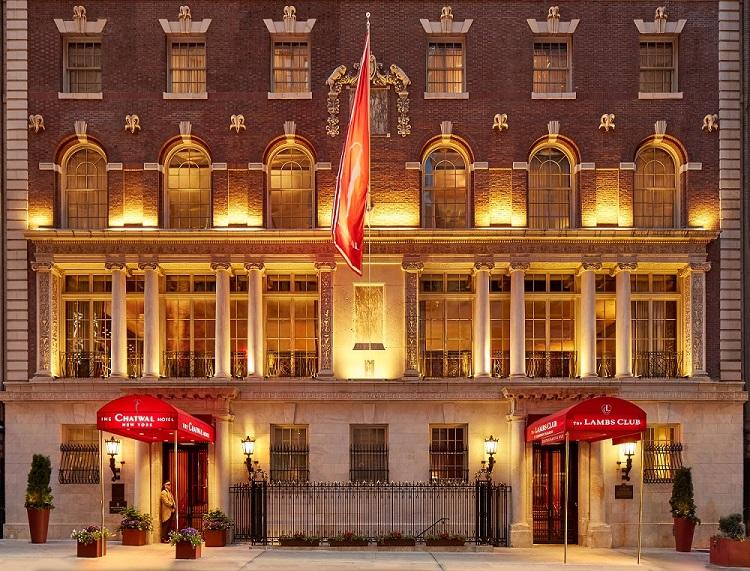 Marriott Hotels Near Gramercy Park