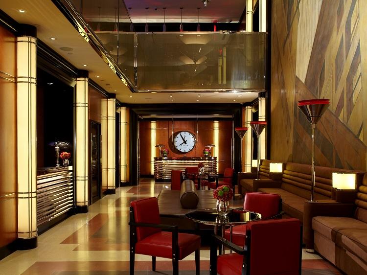 the top 10 art deco hotels in america miami fl new york