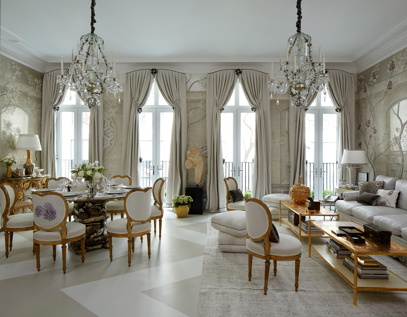 The 2016 kips bay decorator show house incollect for The dining room ennis