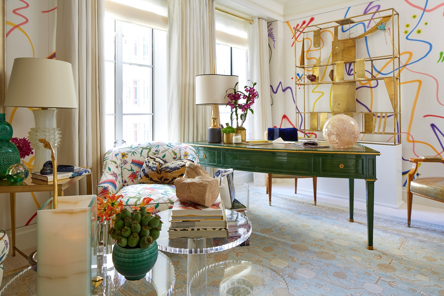 The  Kips Bay Decorator Show House Incollect - Show houses interior design