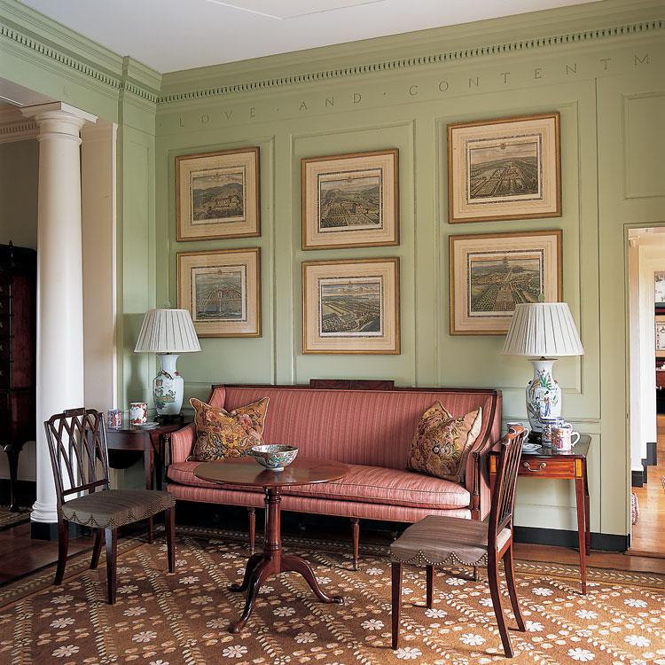 A virginia country estate by ralph harvard articles for Interiors modern home furniture woodbridge va