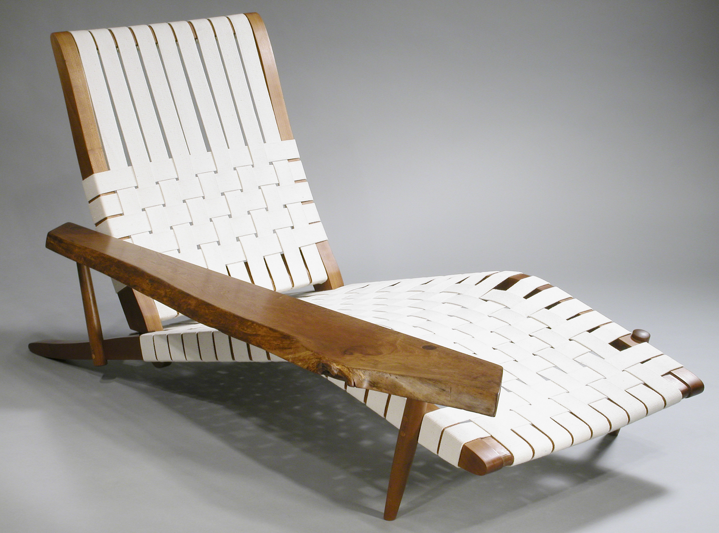 Long Chair By George Nakashima. Moderne Gallery. Miami Project ...