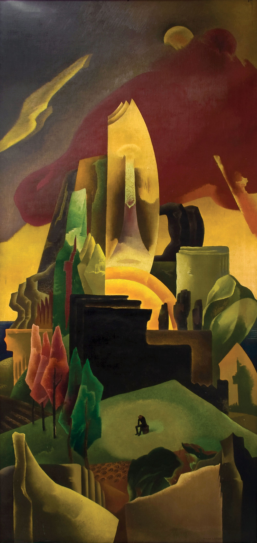 William Samuel Schwartz | The Art Institute of Chicago