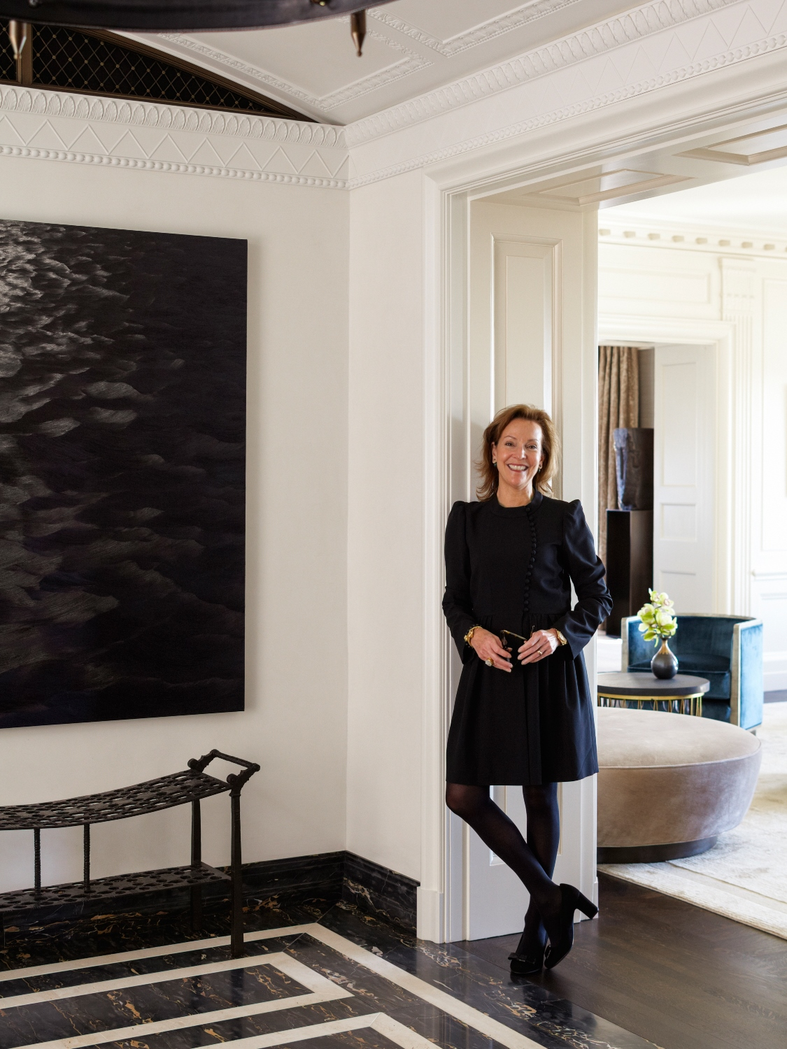 Q a with architectural interior designer suzanne lovell by patrick farley articles for How to be an interior designer