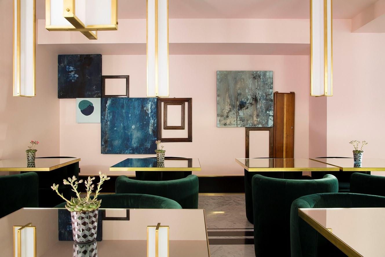 Art Deco Elegance Meets Mid Century Glamour at Paris' Hotel Saint ...