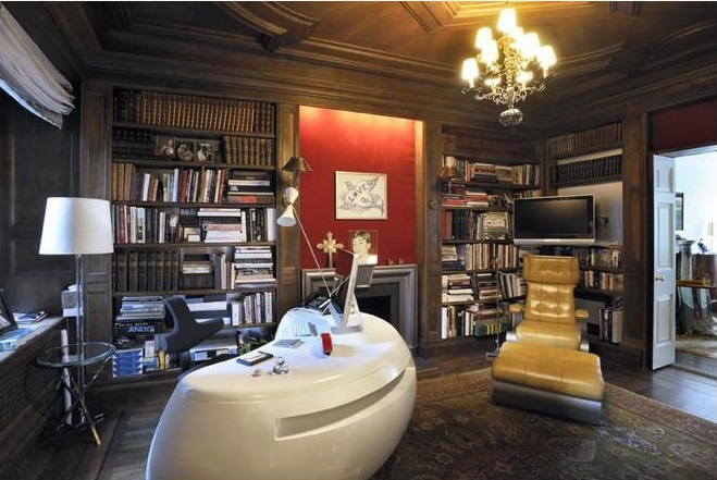 Top 3 interior design projects of the week a contemporary - Robert couturier interior design ...