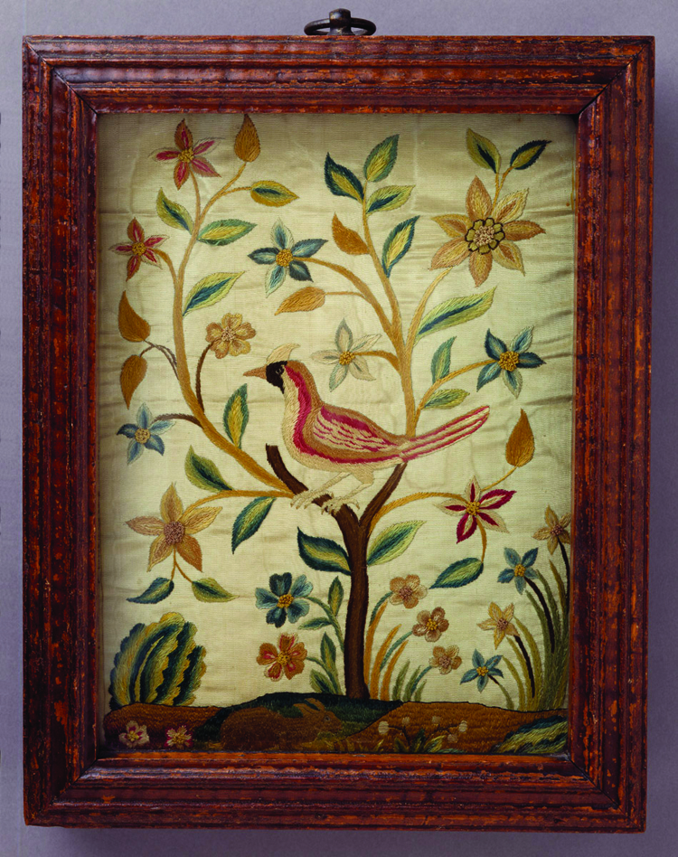 Needlework and Their Frames by Linda Eaton | Articles