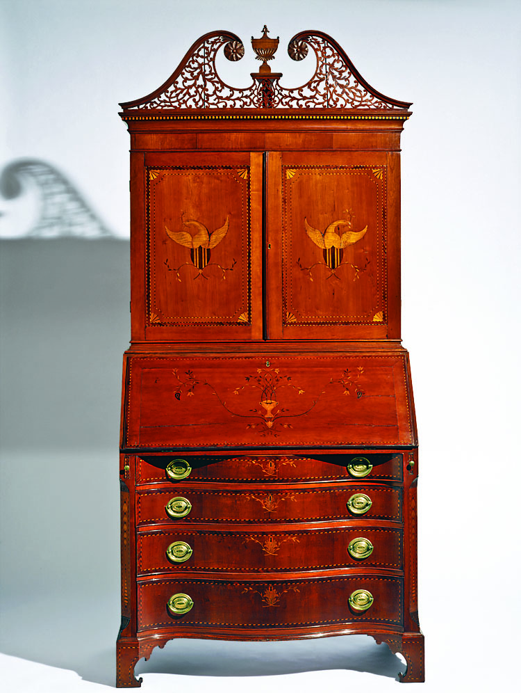 Fig. - Four Centuries Of Massachusetts Furniture By Brock Jobe Articles
