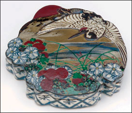 The Kenzan Style In Japanese Ceramics By Louise Allison