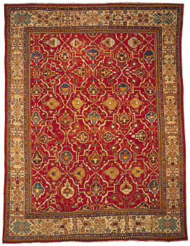 Zieglers Are Among The Most Sought After Antique Carpets In Today S Market Their Gracious Size Subtle Color Combinations And Uncluttered Patterns Make
