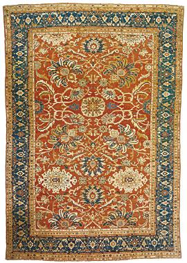 Ziegler And Their Carpets