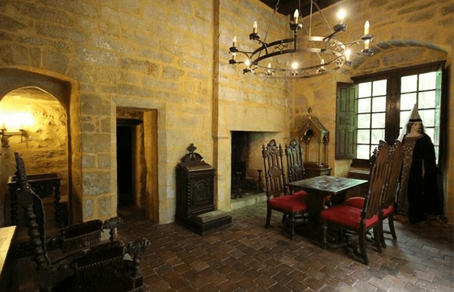 For Sale A Medieval Castle A Marcel Breuer Designed