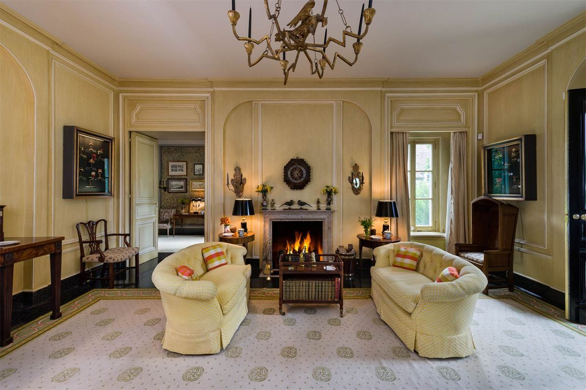 luxury real estate on incollect a spectacularly preserved home by