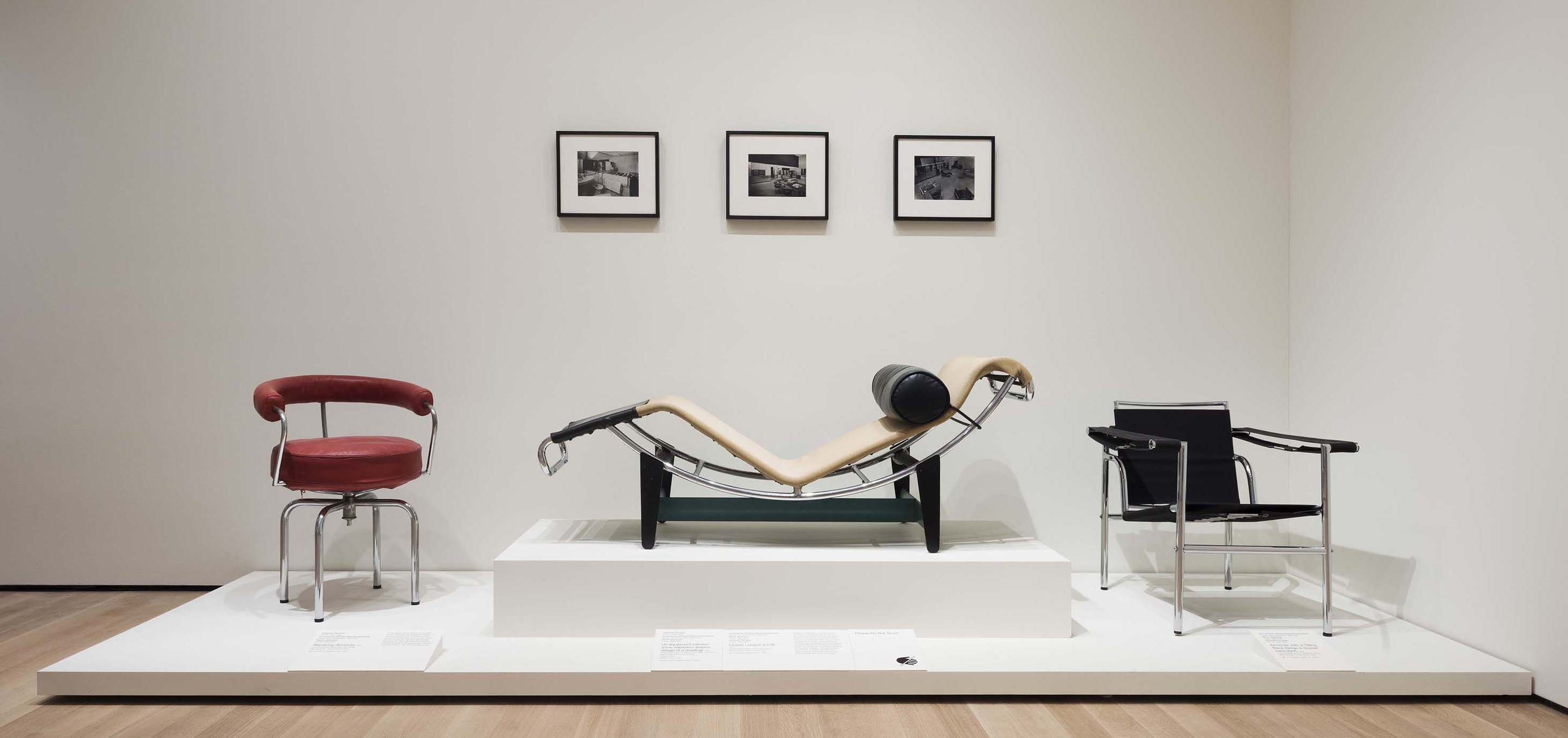Propositions For The Modern Interior. The Museum Of Modern Art, New York,  October 1, 2016 April 23, 2017. © 2016 The Museum Of Modern Art. Photo:  Martin ...