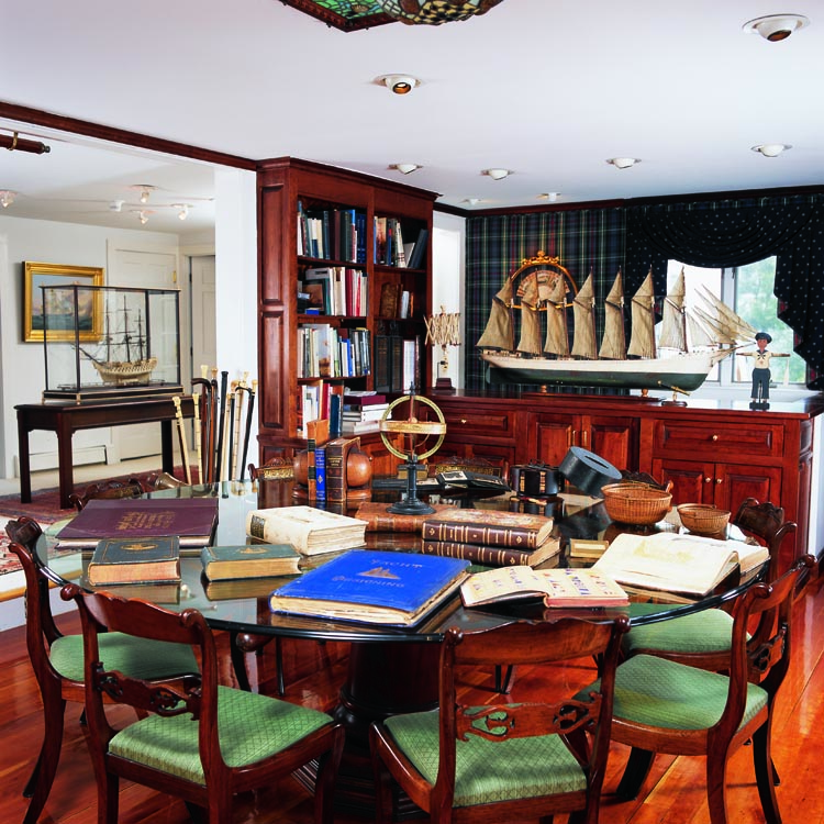 A Haven In Hyannis The Home And Collection Of Dealers Alan Granby