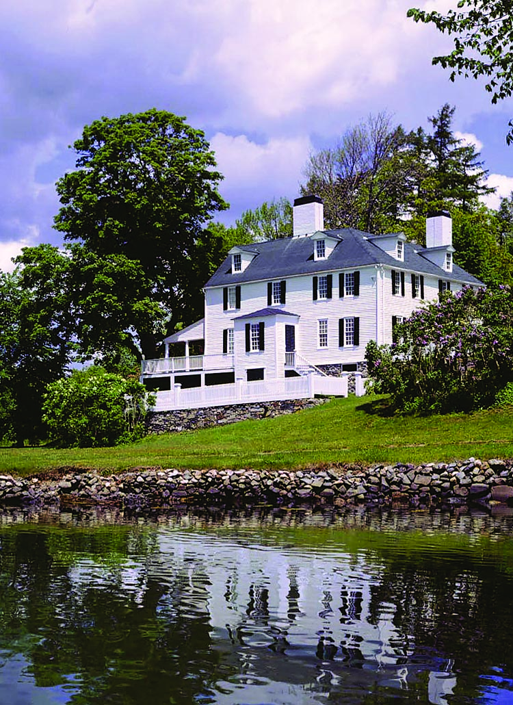 Four Centuries At Historic New England By Nancy Carlisle